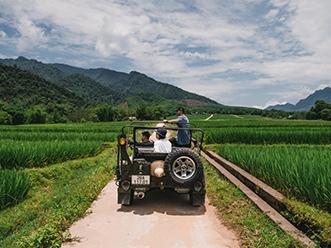 Jeep Tour Avana Retreat